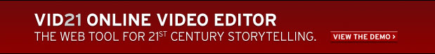 VID21 ONLINE VIDEO EDITOR